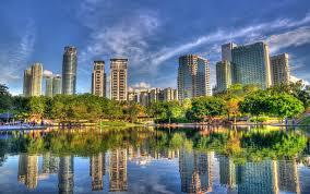 Kuala Lumpur City Malaysia