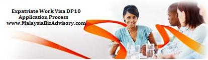 Expatriate Work Visa DP10