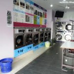 Laundry shop for Malaysian