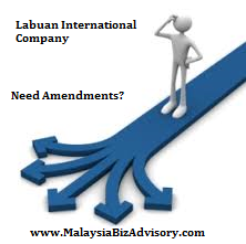 Labuan International Company-Support