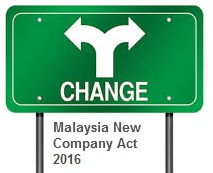 Latest Changes on Malaysia New Company Act